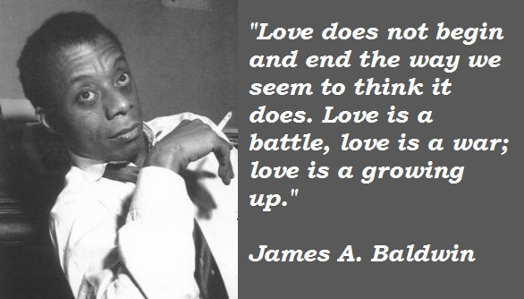 James A. Baldwin's quote #3