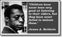 James A. Baldwin's quote #7