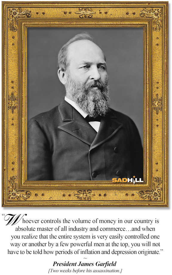 James A. Garfield's quote #5