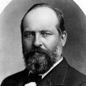 James A. Garfield's quote #7