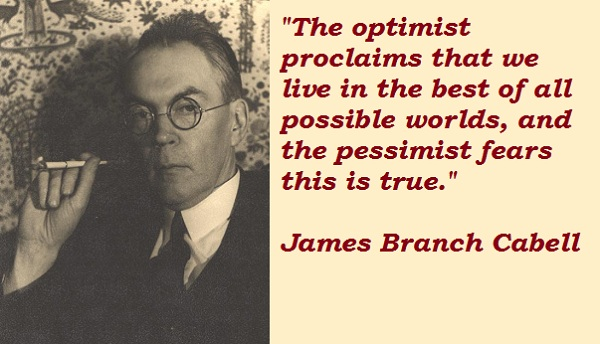 James Branch Cabell's quote #4
