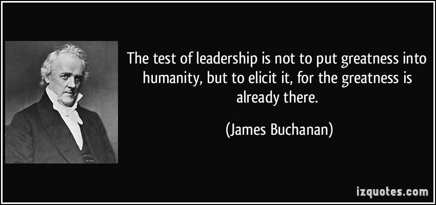 James Buchanan's quote #1