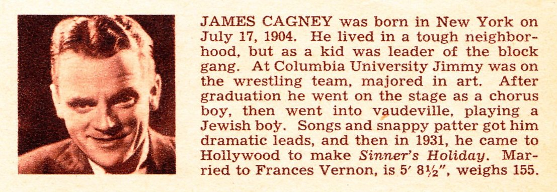James Cagney's quote #4