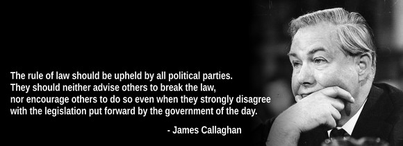 James Callaghan's quote #4