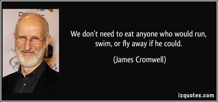 James Cromwell's quote #1