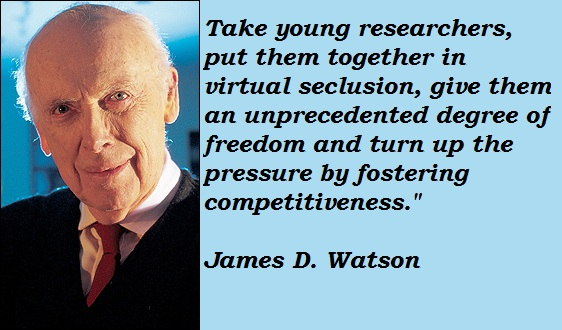 James D. Watson's quote #2