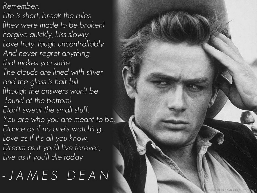 James Dean quote #2