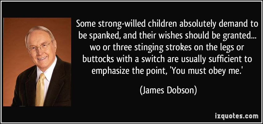 James Dobson's quote #1