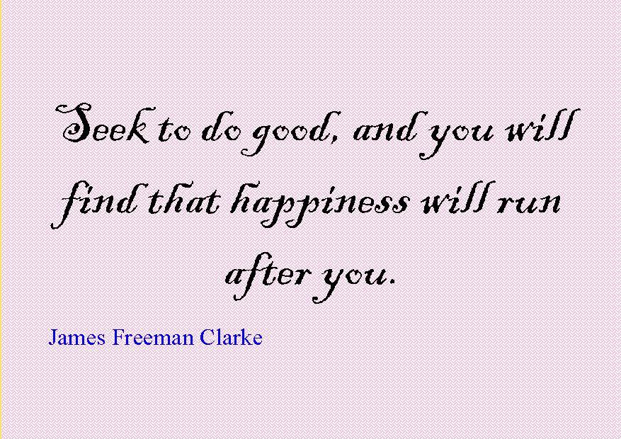 James Freeman Clarke's quote #4