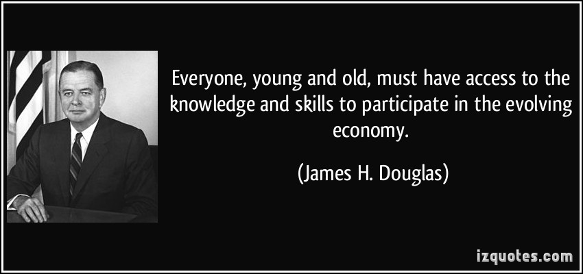 James H. Douglas's quote #4
