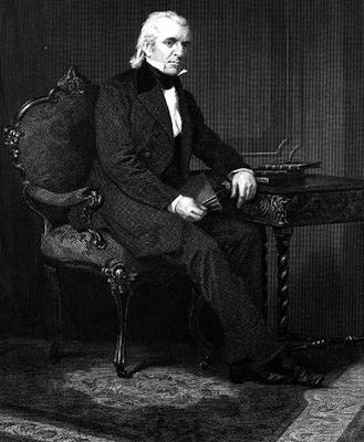 James K. Polk's quote #2