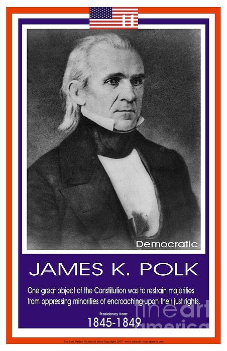 James K. Polk's quote #4
