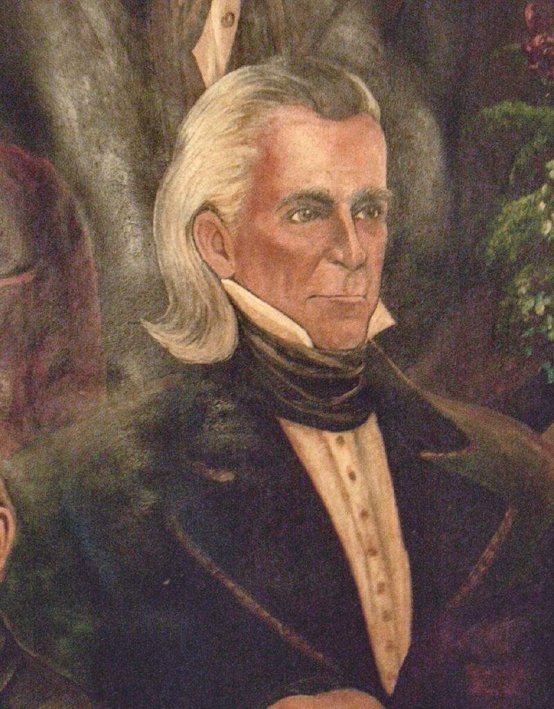 James K. Polk's quote #7