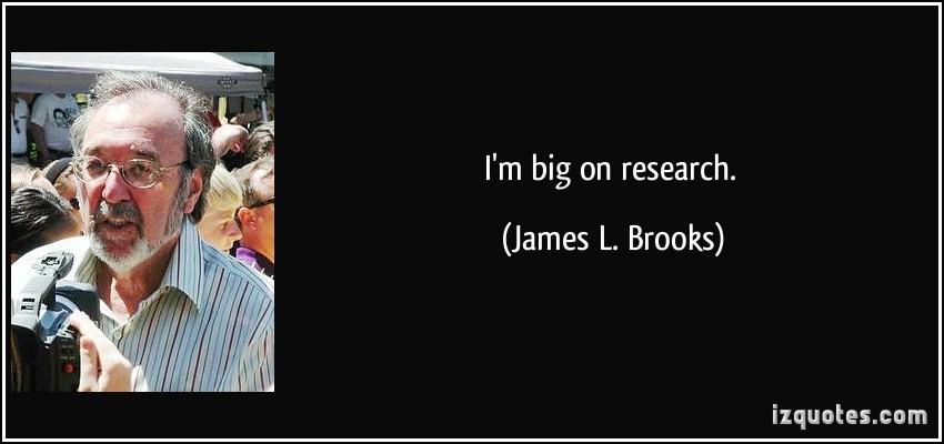 James L. Brooks's quote #5