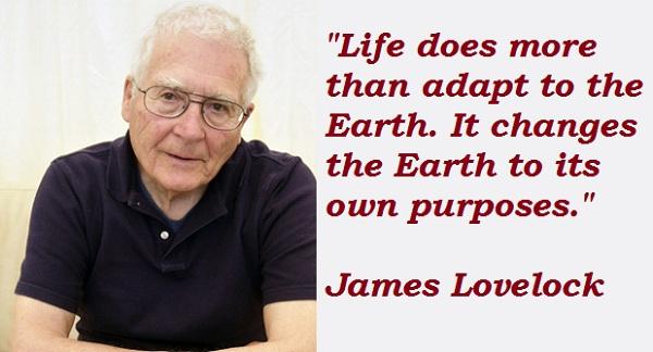 James Lovelock's quote #5