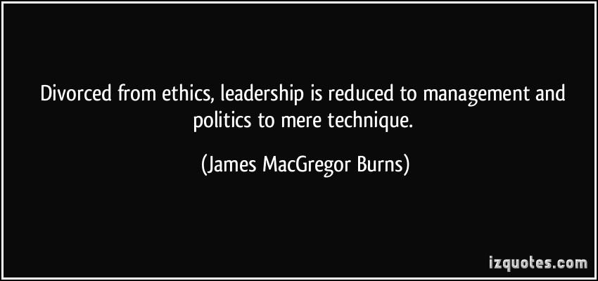 James MacGregor Burns's quote #2
