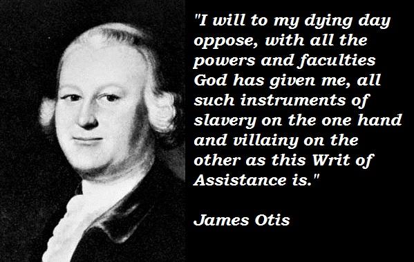 James Otis's quote #6