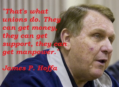 James P. Hoffa's quote #4