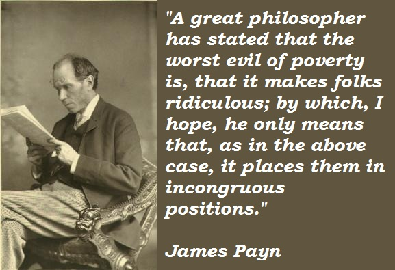 James Payn's quote #1