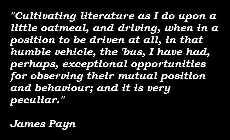 James Payn's quote #2