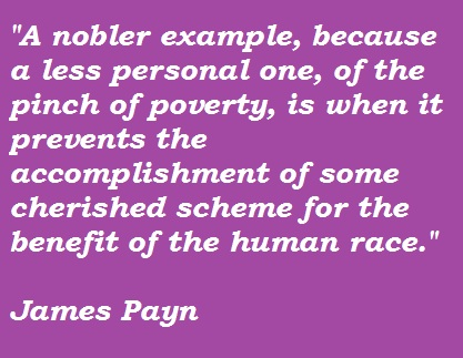 James Payn's quote #4