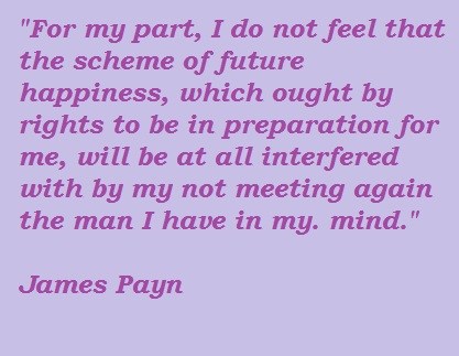 James Payn's quote #5