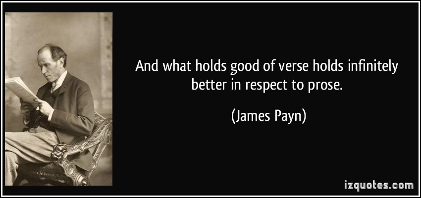 James Payn's quote #6