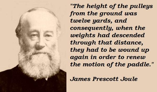 James Prescott Joule's quote #2