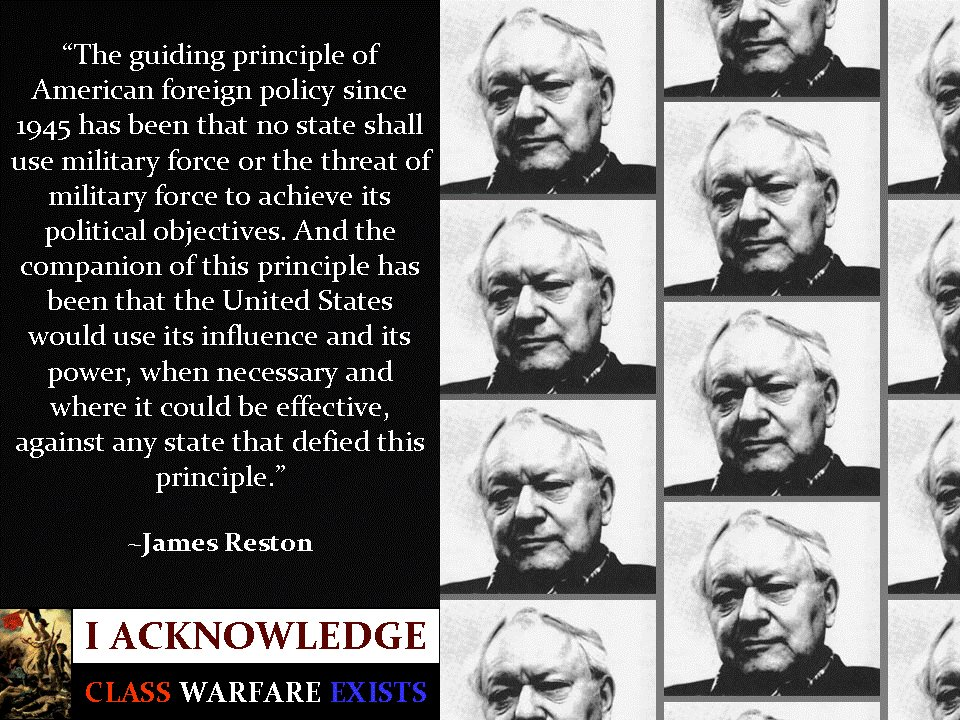 James Reston's quote #1