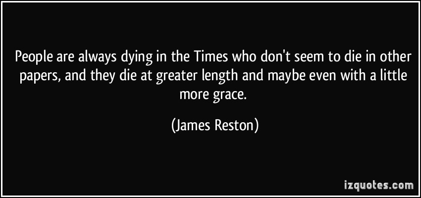 James Reston's quote #3