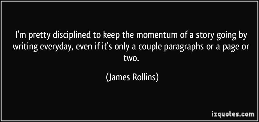 James Rollins's quote #4