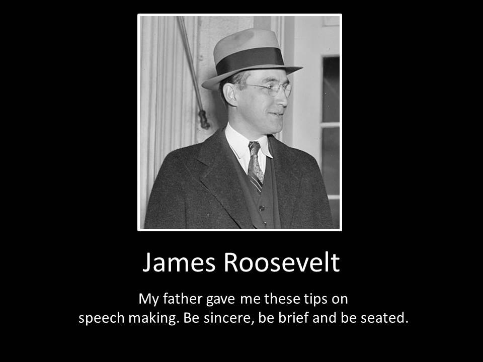 James Roosevelt's quote #1