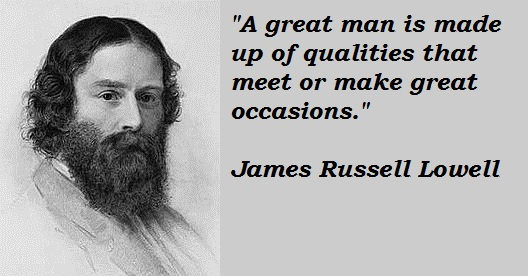 James Russell Lowell's quote #3