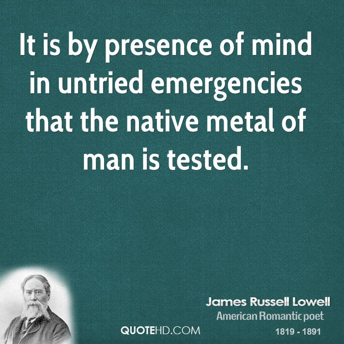 James Russell Lowell's quote #7