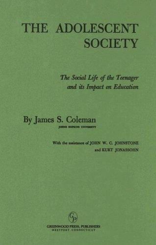 James S. Coleman's quote #7