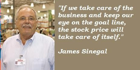 James Sinegal's quote #6
