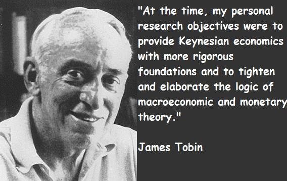 James Tobin's quote #1