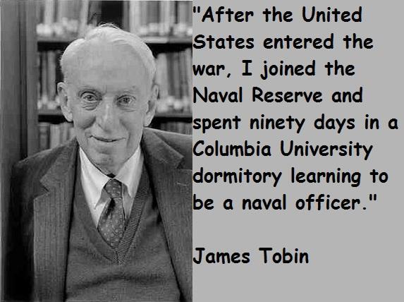 James Tobin's quote #2