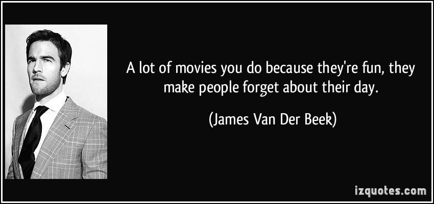 James Van Der Beek's quote #4