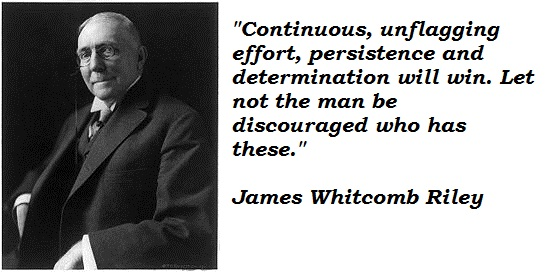 James Whitcomb Riley's quote #2