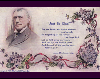 James Whitcomb Riley's quote #3
