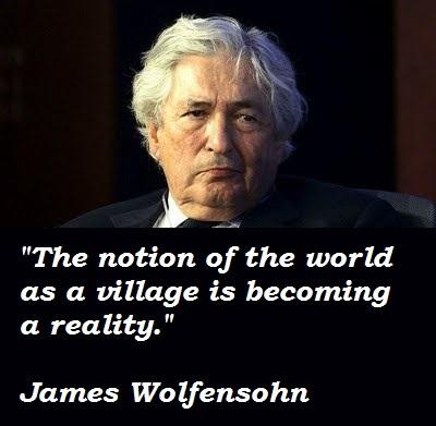 James Wolfensohn's quote #2