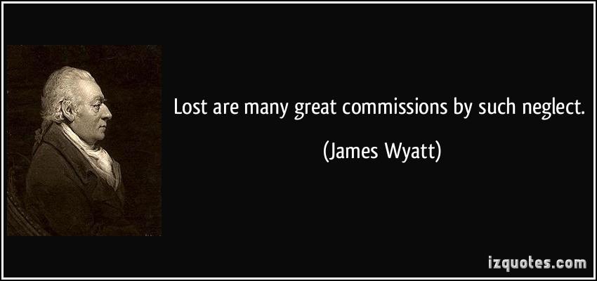 James Wyatt's quote