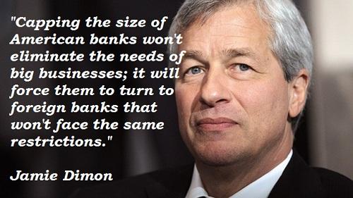 Jamie Dimon's quote #1