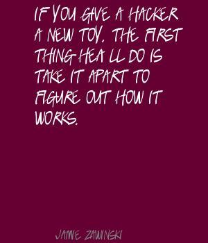 Jamie Zawinski's quote #6