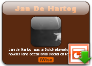 Jan de Hartog's quote #1
