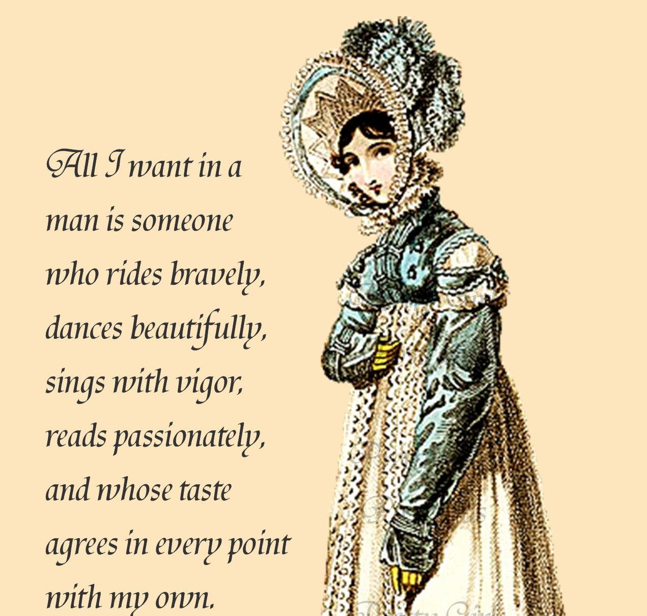 Jane Austen quote #1