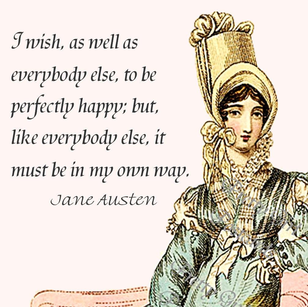 Jane Austen quote #2
