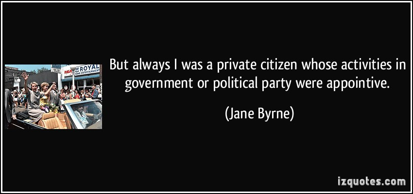 Jane Byrne's quote #5