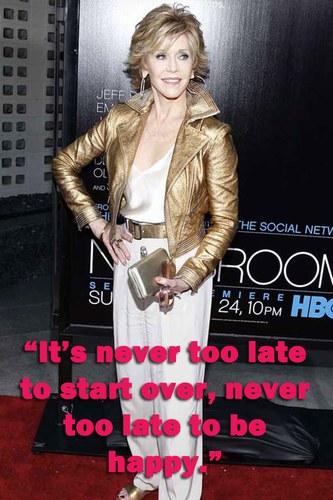 Jane Fonda quote #2